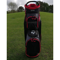 Taylormade Pro Cart Char/Red